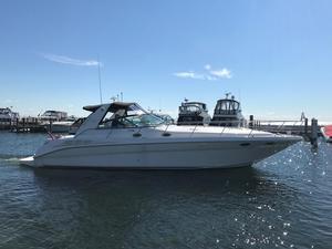 Used Sea Ray 400 Sundancer Express Cruiser Boat For Sale
