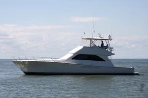 Used Viking 56' Convertible Freshwater Fishing Boat For Sale