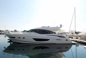 Used Princess S72 Motor Yacht For Sale