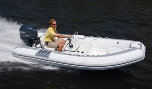 New Novurania 400 DL Rigid Sports Inflatable Boat For Sale