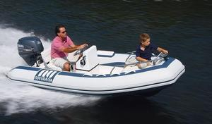 New Novurania 360 DL Rigid Sports Inflatable Boat For Sale