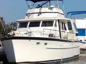 Used Hatteras 50 Motoryacht Cruiser Boat For Sale