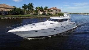 Used Millennium Super Yachts 75 Express Motor Yacht For Sale