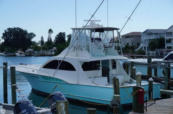Used Alex Willis 54 Sports Fishing Boat For Sale