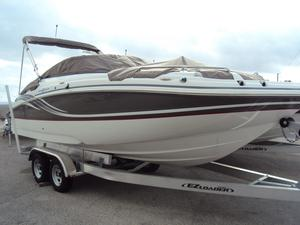 New Hurricane SunDeck 2200 OBSunDeck 2200 OB Center Console Fishing Boat For Sale