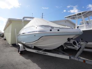 New Hurricane Center Console 21 OBCenter Console 21 OB Deck Boat For Sale