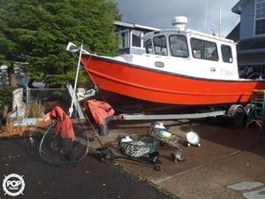 Used Tolman J24 Pilothouse Boat For Sale