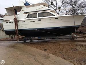 Used Trojan F-40 Aft Cabin Boat For Sale