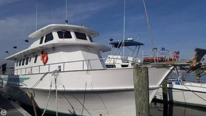 Used Gillikin 60 Charter Boat For Sale