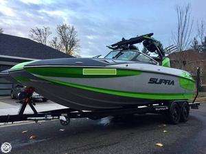 Used Supra SE450 Ski and Wakeboard Boat For Sale