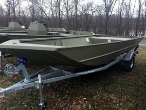 New Lowe Roughneck 1760 Jon Boat For Sale