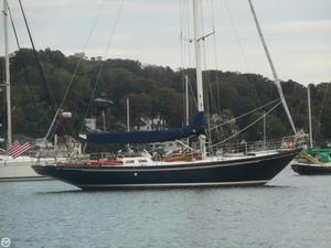 Used Islander 55 Cutter Sailboat For Sale