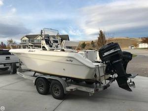 Used Sea Ray Laguna 20 Center Console Fishing Boat For Sale