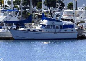 Used Gulfstar Trawler Yacht Mark II Trawler Boat For Sale