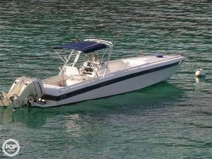 Used Scarab Sport 302 Center Console Fishing Boat For Sale
