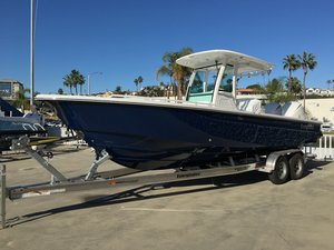 New Everglades 273CC Center Console Fishing Boat For Sale