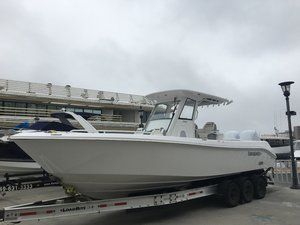 New Everglades 295CC Center Console Fishing Boat For Sale
