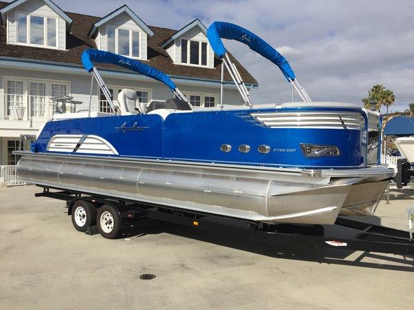 New Avalon Ambassador Entertainer Pontoon Boat For Sale