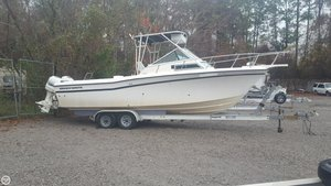 Used Grady-White Trophy Pro 259G Walkaround Fishing Boat For Sale