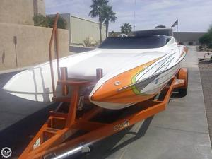 Used Adrenaline Assault CAT 22 XL High Performance Boat For Sale