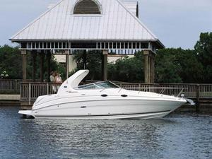 Used Sea Ray 280 Sundancer Ski and Wakeboard Boat For Sale
