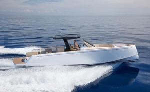 New Grand Soleil Pardo 43 Center Console Fishing Boat For Sale