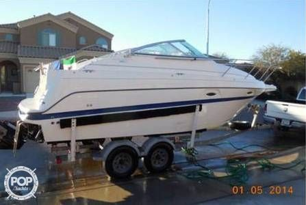 Used Maxum 2400 SE Cruiser Boat For Sale
