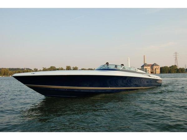 Used Donzi ZX Daytona High Performance Boat For Sale