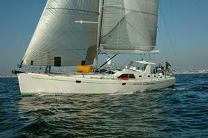 Used Perry 59 Racer and Cruiser Sailboat For Sale
