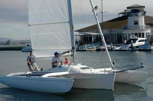 Used Corsair Sprint 750 Racer Sailboat For Sale