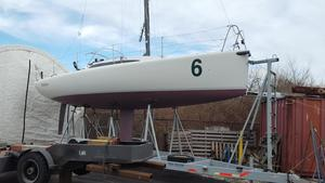 Used Quest Holby Marine 30 Racer Sailboat For Sale