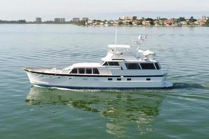 Used Burger 64 Flush Deck Motor Yacht For Sale