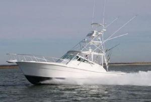 Used Topaz Express 36 Express Cruiser Boat For Sale