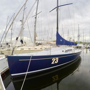 Used Aerodyne 38 Racer Sailboat For Sale