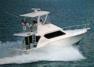 Used Mirage Yachts 40 SF Sports Fishing Boat For Sale
