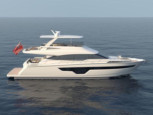 New Johnson Flybridge Motor Yacht Motor Yacht For Sale