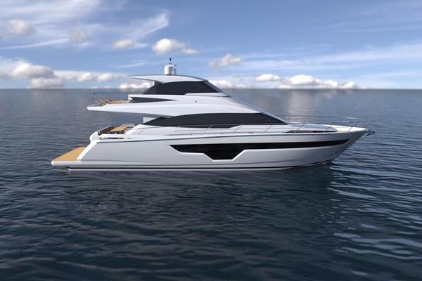 New Johnson Skylounge Motor Yacht Motor Yacht For Sale