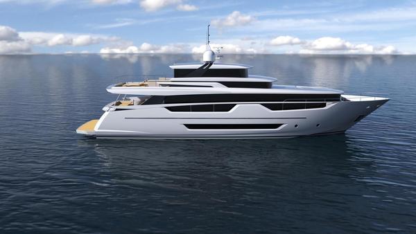 New Johnson FLYBRIDGE w/ON-DECK MASTER Motor Yacht For Sale