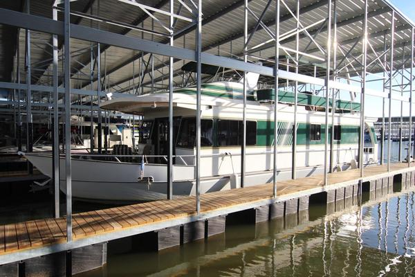 Used Monticello River 60 River Yacht House Boat For Sale
