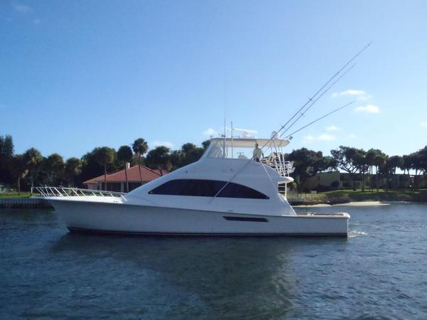 Used Ocean Yachts 57 Super Sport Sports Fishing Boat For Sale