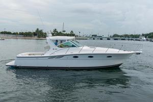 Used Tiara 3500 Open Sports Fishing Boat For Sale