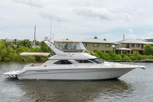 Used Sea Ray Express Sports Fishing Boat For Sale