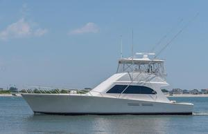 Used Post 53 Convertible Sports Fishing Boat For Sale