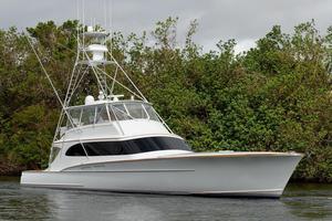 Used Michael Rybovich Custom Sportfish Sports Fishing Boat For Sale