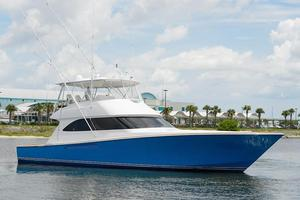 Used Viking 60 Convertible Sports Fishing Boat For Sale