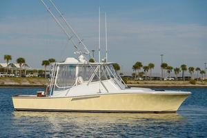 Used Hines Farley 34 Express Sports Fishing Boat For Sale