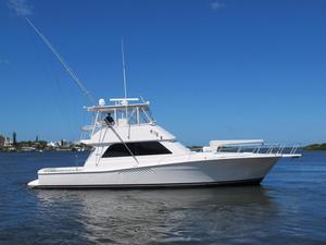 Used Viking Yachts 50 Convertible Sports Fishing Boat For Sale