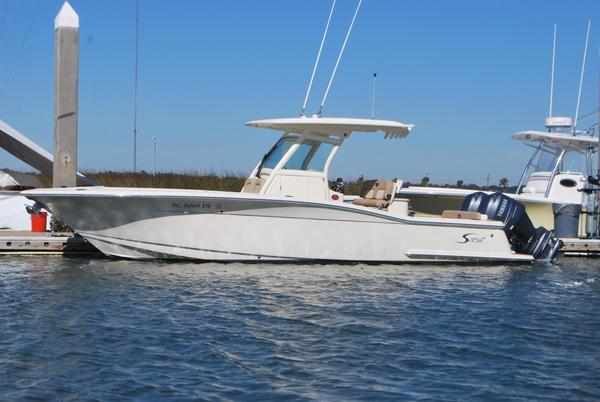 Used Scout 275 XFS Center Console Fishing Boat For Sale