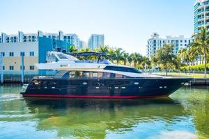Used Horizon Raised Pilot House Motor Yacht For Sale