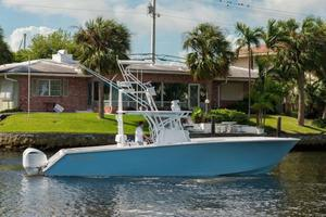 Used Sea Hunter Sports Fishing Boat For Sale